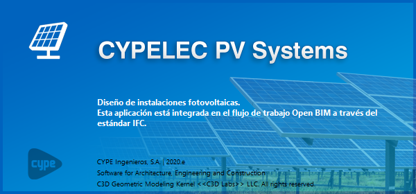 CYPELEC PV Systems. Starting off